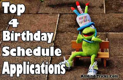 Happy birthday wishing app in hindi