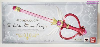 """Reseña de la """"Proplica Kaleido Moon Scope"""" de Sailor Moon [Tamashii Nations"""""""