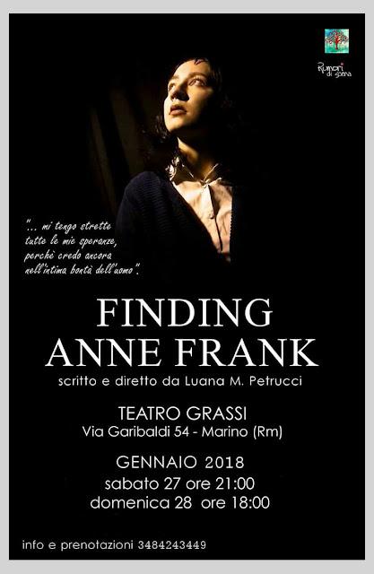 Anne Frank - Locandina