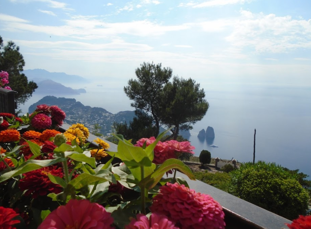 CAPRI and The AMALFI COAST