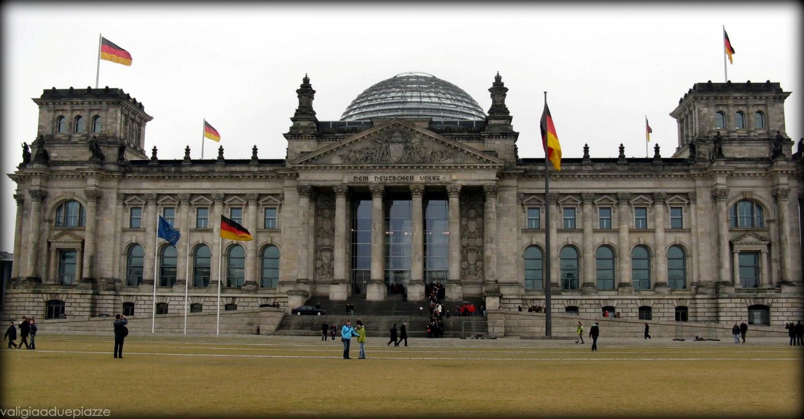 Berlino cenare nella cupola del Reichstag e 10 cose da