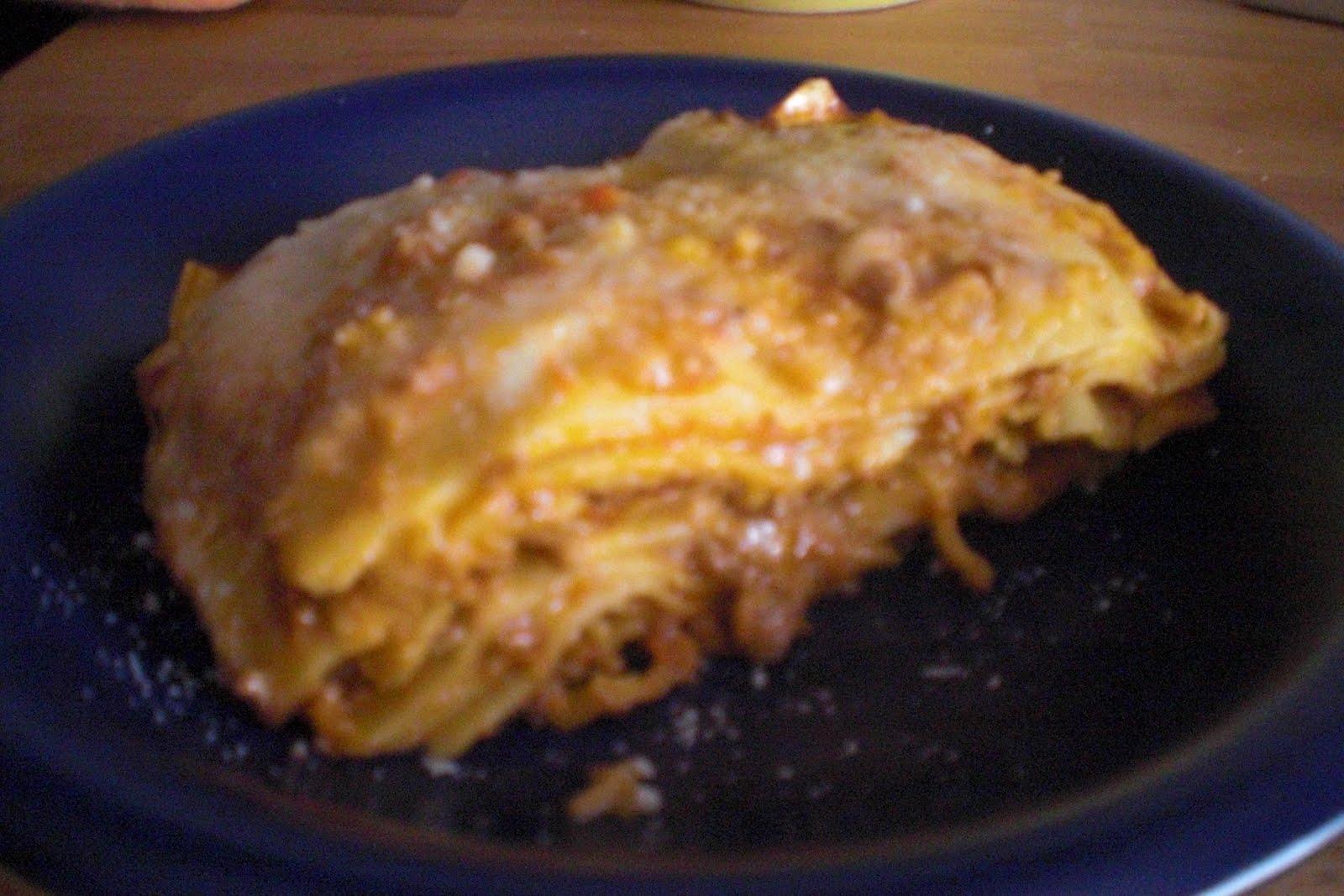 Anna in casa ricette e non solo lasagne al rag for Come faccio a ottenere un prestito per costruire una casa