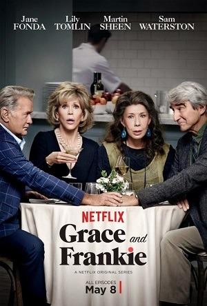 Série Grace and Frankie - 2ª Temporada 2016 Torrent