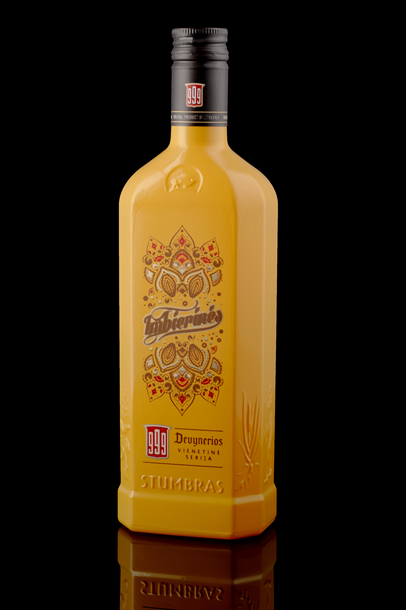 Ginger Nines Imbierines Devynerios Limited Edition On
