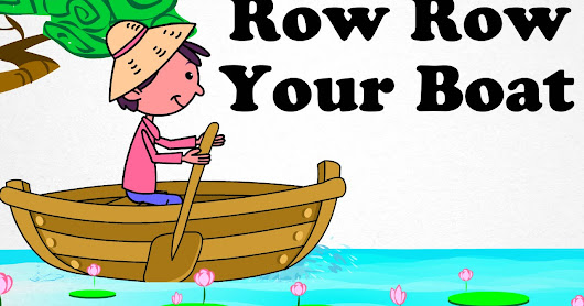 Row Your Boat Of Life