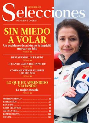 Revista Selecciones Reader´s Digest Noviembre 2017