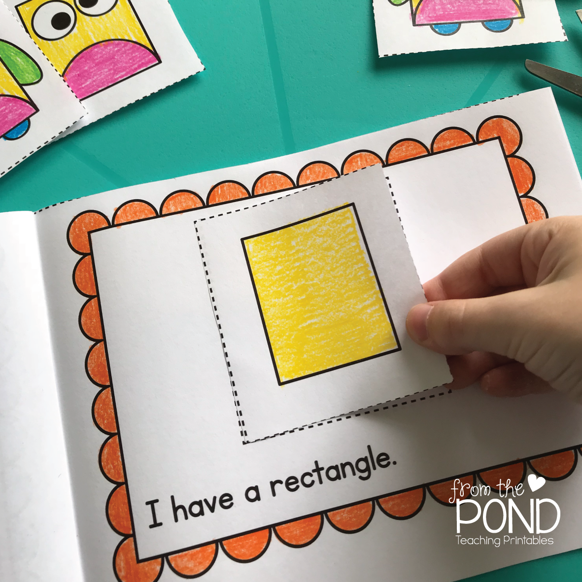 Owl paper craft reader from the pond they then read the simple text on each page and find the picture to match this can be done step by step as a whole class and give you the opportunity to jeuxipadfo Choice Image