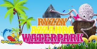 Tiket Masuk Ryzzy Azzahra Waterpark Sukabumi