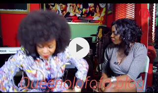 watch Omawunmi Megbele storm off interview angrilly with presenter Zinnia