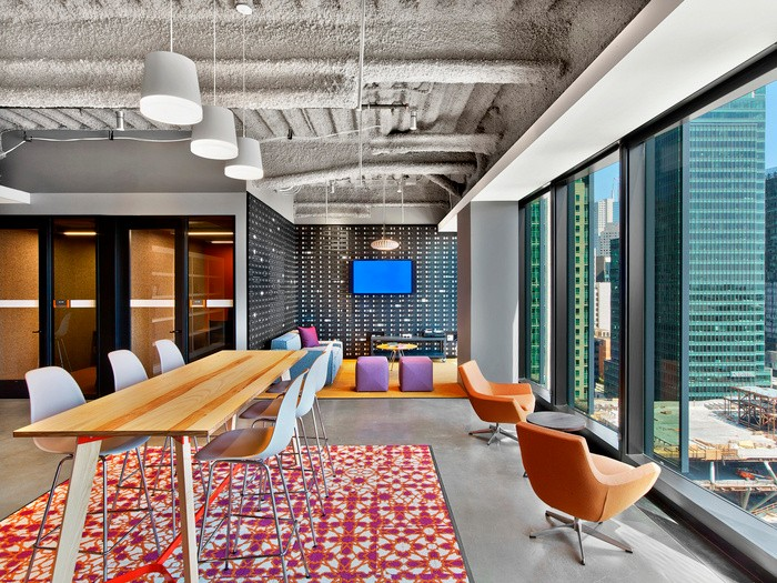 IA Interior Architects Designed The Headquarters For Professional  Networking Company LinkedIn, Located In San Francisco, California.