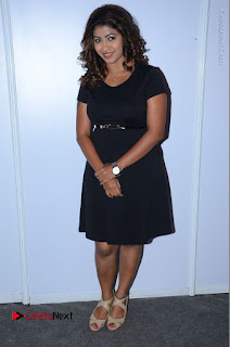Tollywood Actress Geethanjali Thasya Latest Pos in Black Short Dress at Nanna Nenu Na Boyfriends Audio Launch  0045.JPG