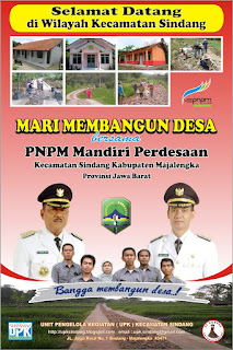 Media Informasi PNPM MP Kec. Sindang 2011