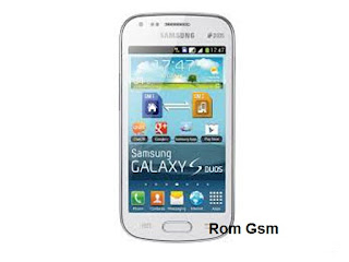 Firmware Download Samsung Galaxy S Duos (Latin) GT-S7562L