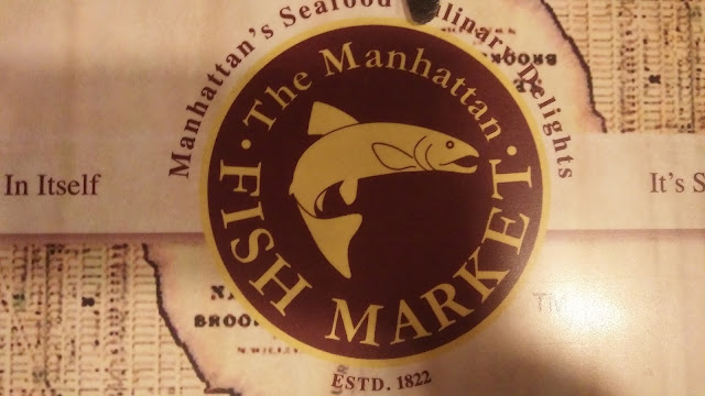 The Manhattan Fish Market, review The Manhattan Fish Market
