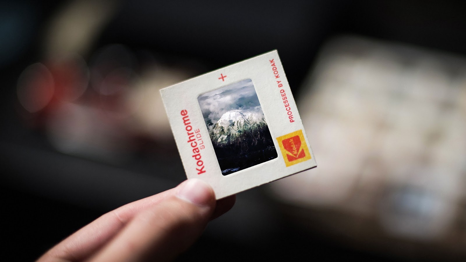 Слайд Kodakchrome, фотограф Натан Андерсон