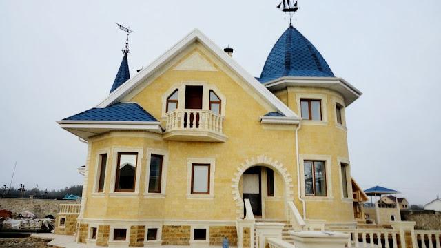Дома из ракушки в Крыму цена