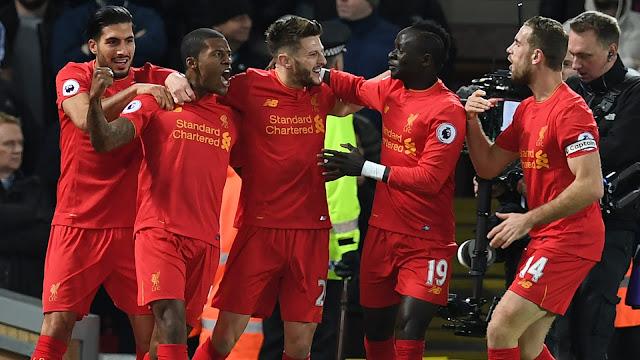 Video Cuplikan Gol Manchester City 1-2 Liverpool | Leg 2 Perempat Final Liga Champions