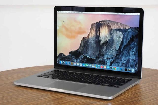 آبل تحضر ماك بشاشة لمس OLED فوق لوحة المفاتيح ودعم للبصمة