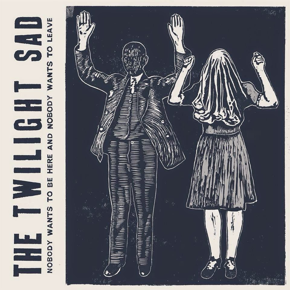 The Twilight Sad album artwork