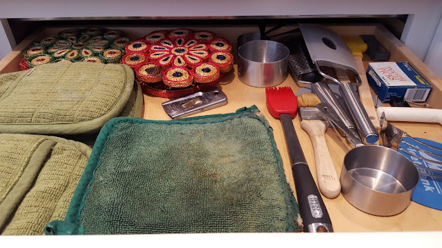 My Kitchen Junk Drawer