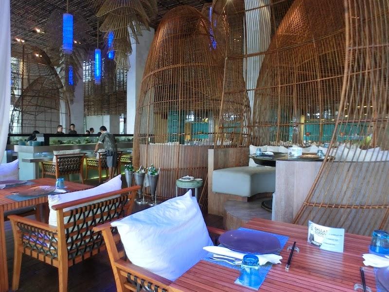 kitchen island designs with seating bars w retreat & spa bali, seminyak - starfish bloo sunday ...