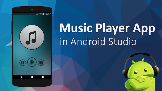 How to Create Music Player App in Android Studio | Urdu