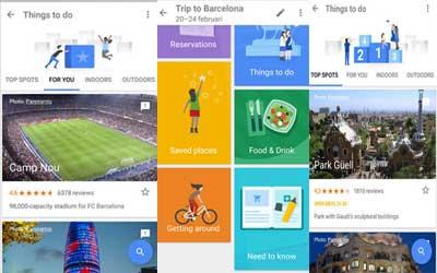 APK Google Trips