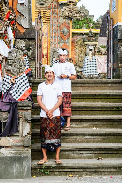 Région Bangli - Bali
