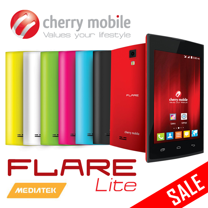 Cherry Mobile Flare Lite Sale