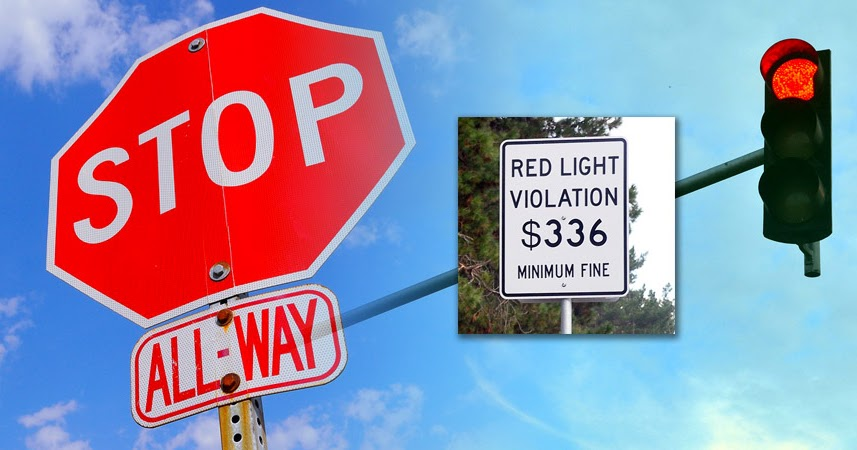 Running a Red Light, Stop Sign amp; Auto InsuranceInsurance Ndarzone