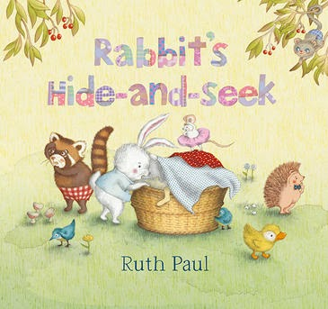 Kids Book Review Review Rabbits Hide And Seek