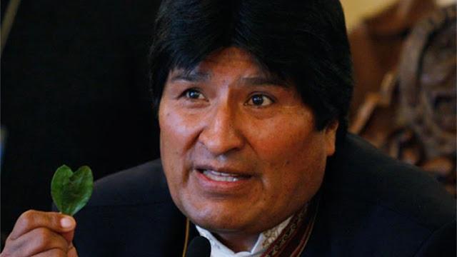 LATINOMÁERICA: jefe cocalero Evo Morales ha convertido Bolivia en un narcoestado por Carlos Sánchez.