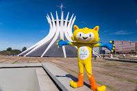 Maskot Resmi Olimpiade 2016 Rio Brasil