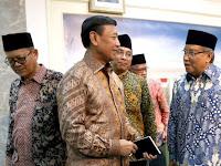 Wiranto Ancam Bidik Pegawai Swasta Pendukung HTI, Warganet: Sekalian Pak, Tukang Gali Sumur Juga!