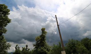 A huge storm misses us again