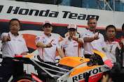 Repsol Honda Resmi Luncurkan RC213V 2016 di Sentul