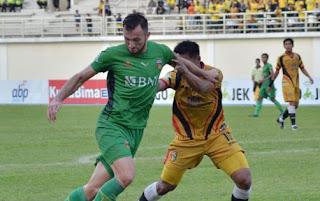 Bhayangkara FC Ditahan Imbang Mitra Kukar 1-1