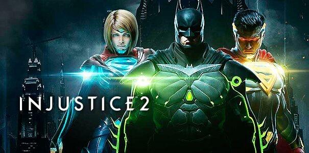 Injustice 2 - FULL GAME MOVIE