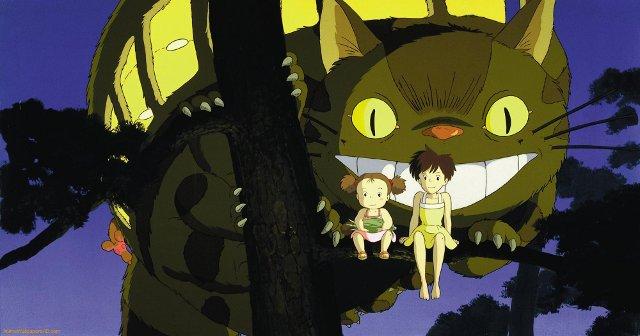 Imagen de 'Mi Vecino Totoro': el GatoBus