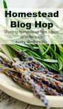 The Cape Coop Homestead Blog Hop