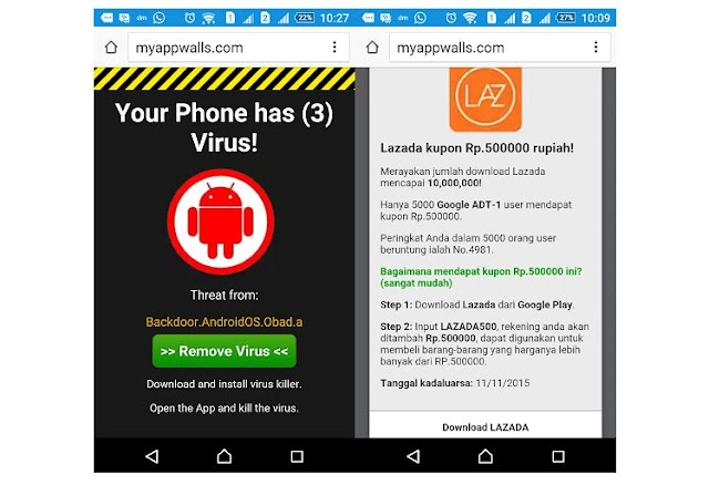Cara Menghilangkan Semua Iklan di Android