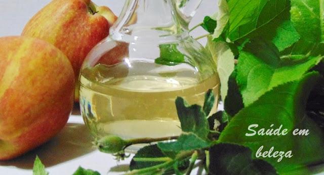 Benefícios e propriedades do vinagre de sidra para a pele