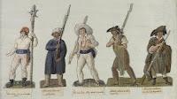 Revolucionarios Sans-culottes