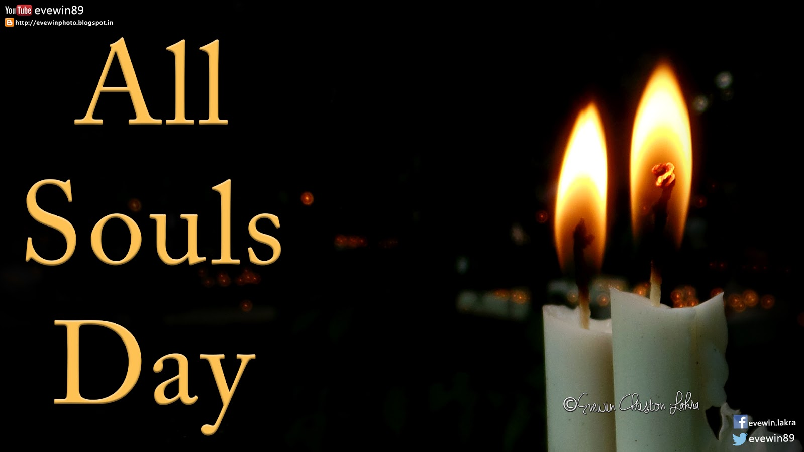 Evewin Photo All Souls Day 2nd November