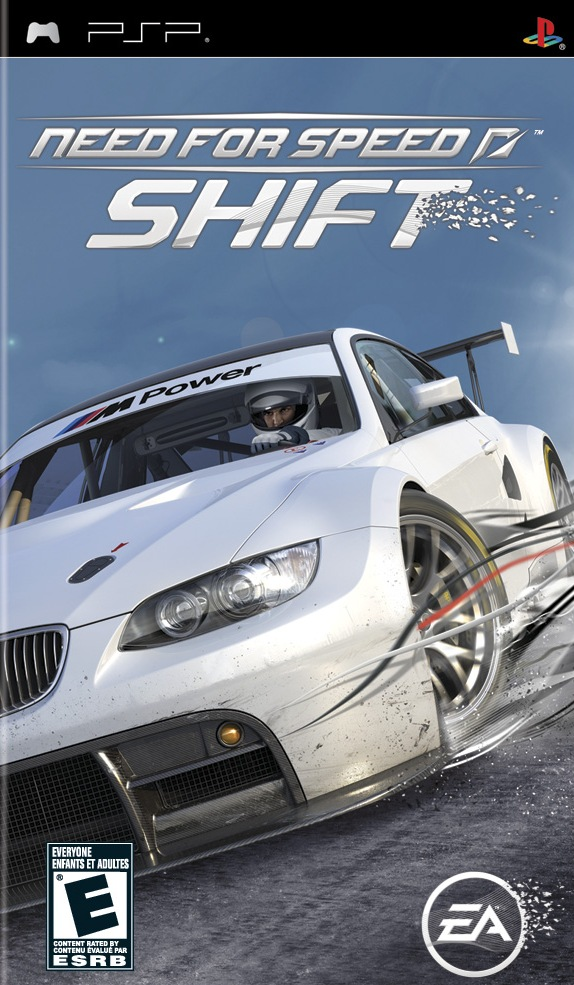 need for speed shift delivers an authentic racing experience that