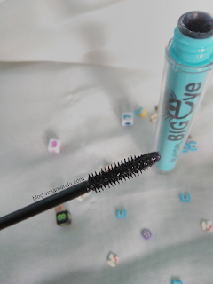 Silky Girl Big Eye Collagen Waterproof Mascara