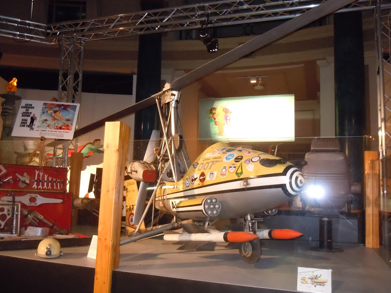 Little Nellie 007 autogyro