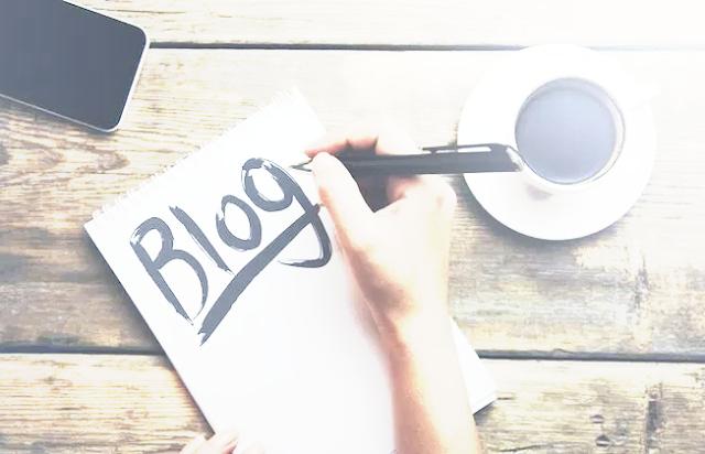 perilaku blogger pemula