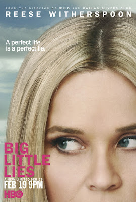 Big Little Lies Poster Reese Witherspoon