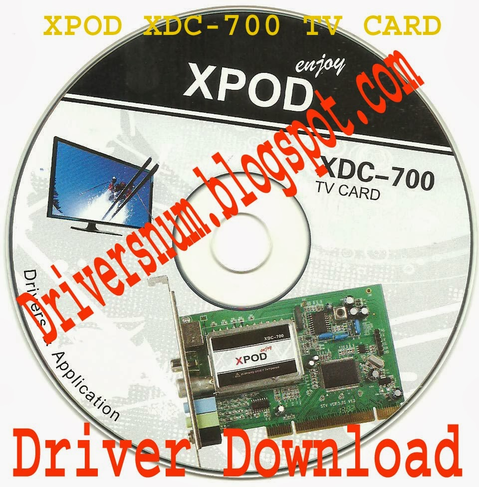 saa7134 tv card driver for windows 7 free download